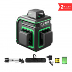 Лазерный уровень ADA Cube 3-360 GREEN Professional Edition